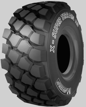 MICHELIN X-SUPER TERRAIN /AD